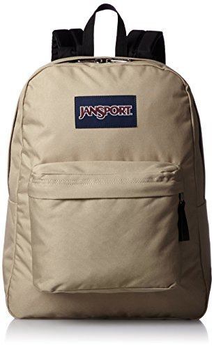 JanSport SUPERBREAK Field TAN Back Bag