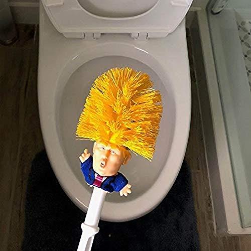 Jeromkewin Donald Trump Klobürste Heim Reinigungswerkzeug Badezimmer Toilette Schale Pinsel Machen Toilette Great Again