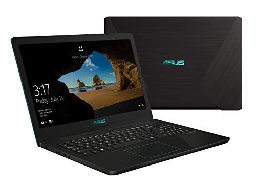 Asus FX570DD-DM036T PC Portable Gaming 15' FHD (AMD R5-3500U, RAM 16Go, 512Go SSD,  Nvidia GTX 1050 4Go, Windows 10) ClAvier AZERTY Français