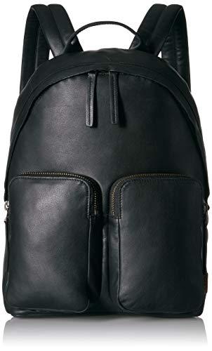 ECCO Damen Casper Small Backpack Rucksack, schwarz, Einheitsgröße