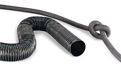 Hitzebeständiger Neoprenschlauch, einlagig, Durchmesser 70 mm, 4 m, 39000700000-0000000400