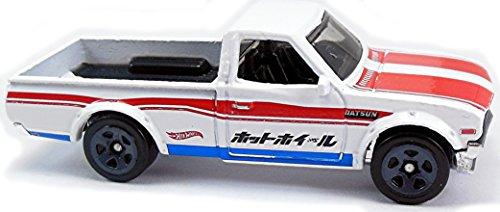 Hot Wheels Rad Trucks Datsun 620 4/8, White