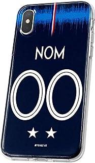 MYCASEFC Coque Real Madrid Honor 8X Foot Personnalisable Silicone nom et num/éro