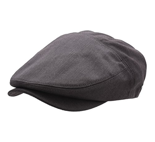 Bailey of Hollywood - Béret - Casquette Plate Homme Slater - Taille L