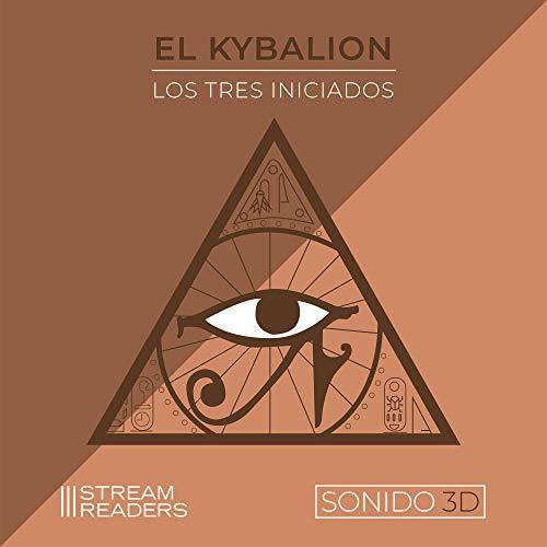 Diseño de la portada del título Kybalión
