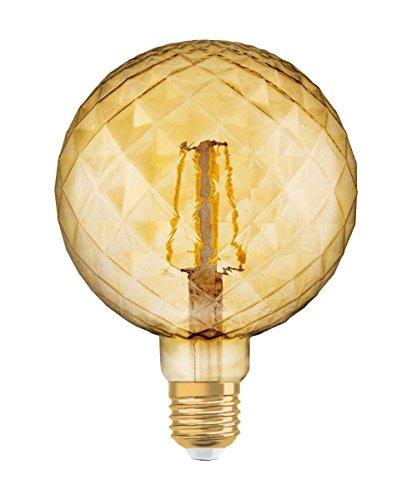 Osram Vintage 1906LED Bombilla Led Bombilla LED E27 2500k 4.5W - 40W, Blanco