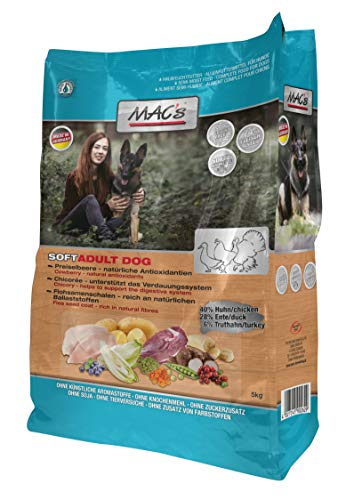 MAC's Soft Grain Free (3x5kg)