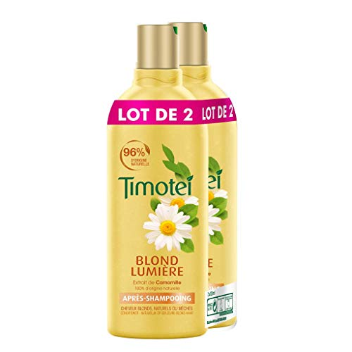 Timobak After-Shampoo Blond Light 300 ml – 1 stuk parent 2 unité
