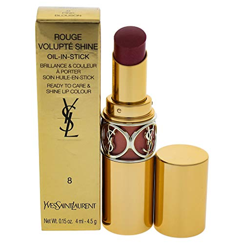 Yves Saint Laurent Rouge Volupte Shine Luscious Texture Aqua Effect Lippenstift, 1er Pack (1 x 1382...