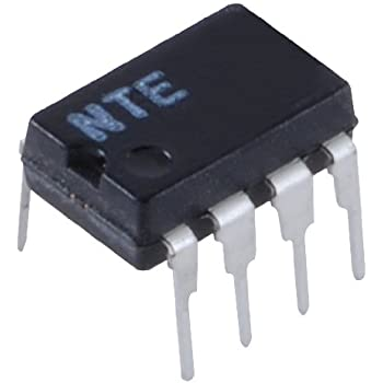10-Lead SIP Case 18V Operating Supply Voltage Inc. NTE Electronics NTE1155 Integrated Circuit 5.8W Audio Power Amplifier