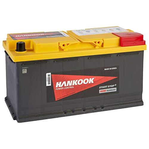 Hankook - Batterie de démarrage AGM 95Ah