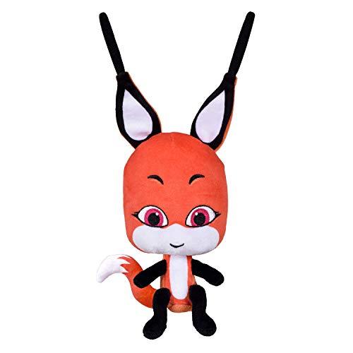 BANDAI Miraculous Ladybug – Plüschtier 15 cm – Trixx – P50693