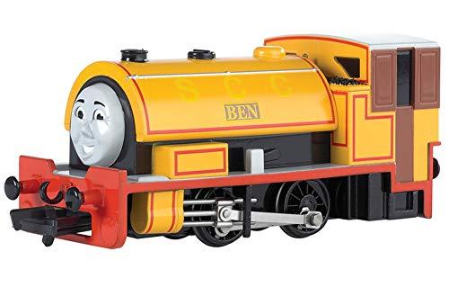 BACHMANN 은 토마스와 친구들을 훈련시킵니다-움직이는 눈으로 벤 엔진