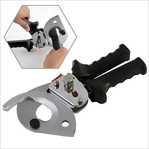 1000 mcm cable ratchet cutter - 3