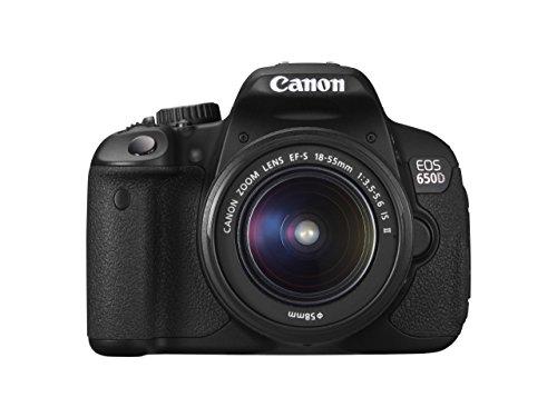 Canon EOS 650D + EF-S 18-55mm (Ricondizionato) )