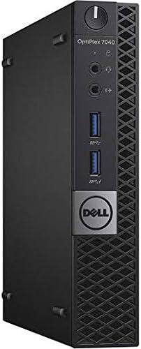 Dell Opitplex 7040 Micro Mini Intel Core i5 6500T Processor 2.5Ghz 8Gb Ram 256Gb Solid State Drive SSD HDMI Display P...