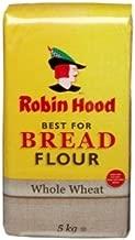 Robin Hood Best For Bread Whole Wheat Flour 5kg