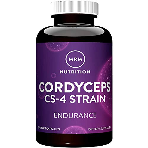 Cordyceps - CS-4 Strain 60 vcaps