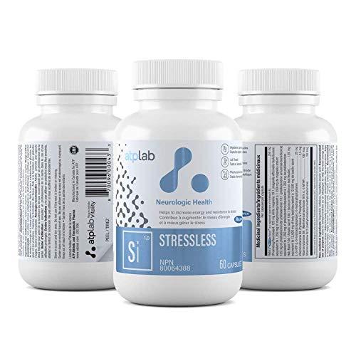 ATP Stress Less 60 caps, 100 g