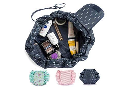 opasd Gadgets Kosmetiktasche, Kosmetikbeutel Quick Make-Up Beutel Schmink-Tasche Kulturtasche mit Kordelzug