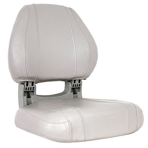 Oceansouth Sirocco Folding Boat Seat (Grey)