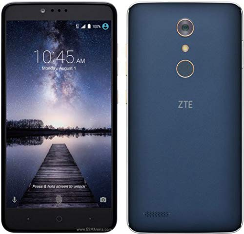 ZTE ZMAX PRO Z981 4G LTE 13MP Smartphone (Metro...