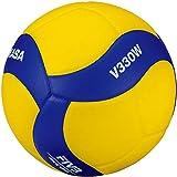 MIKASA V330W - Balón de Voleibol, Color Azul, Talla 5