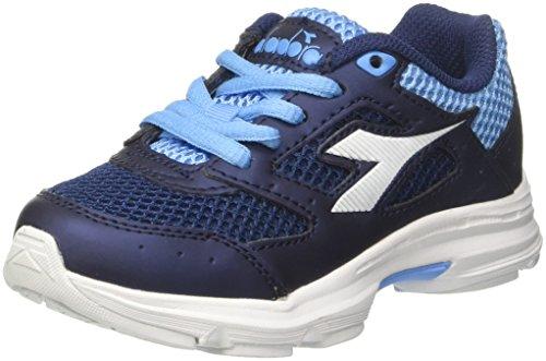 Diadora Shape 9 Jr, Zapatillas de Running Niños, Azul (BLU Classico BLU Chiaro), 31 EU