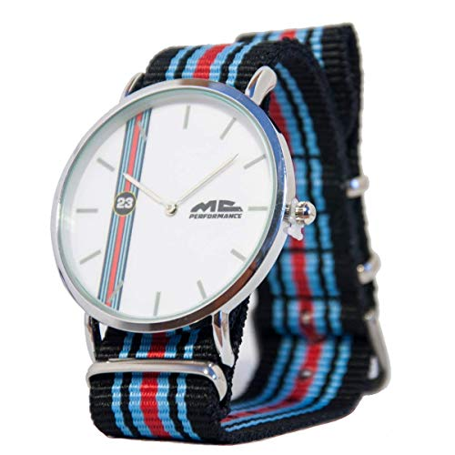 MCPerformance Armbanduhr in den Farben des Martini 918
