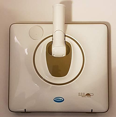Aqua Laser Dual Swing Slimline - Detergente per pavimenti con tecnologia oscillante, senza fili bronzo