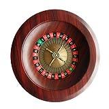 Holz Roulette Rad Set