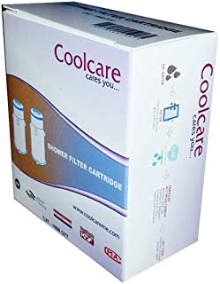 Cool care shower filter cartridge