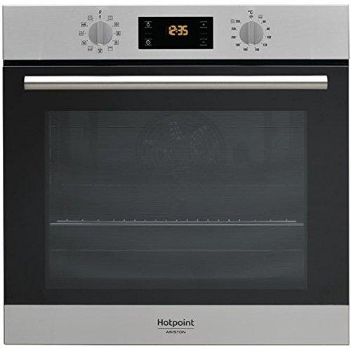 Hotpoint FA2 840 P IX HA forno Forno elettrico 66 L 3300 W Acciaio inossidabile A+