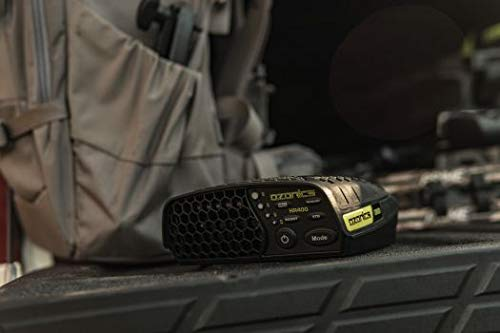 Ozonics Orion Scent Elimination Device for Hunting with New Hyper-Boost Mode