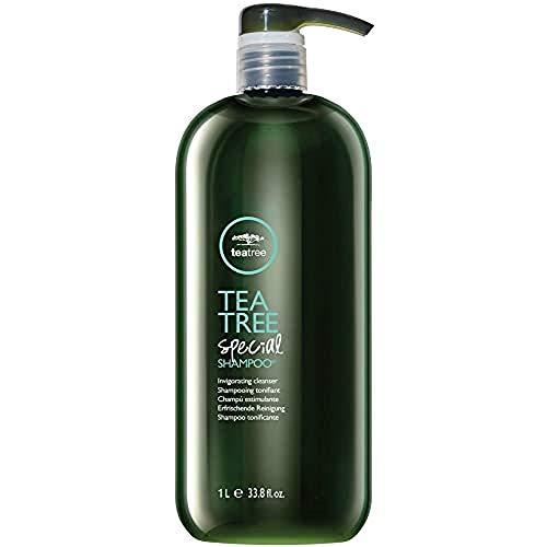 Paul Mitchell Tea Tree Special Shampoo - Cleansing Shampoo für die tägliche Haarwäsche, Haar-Pflege Shampoo für alle Haartypen entfernt Unreinheiten, 1000 ml