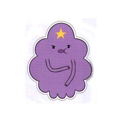 Adventure Time Lumpy Space Princess Sticker: Amazon.co.uk