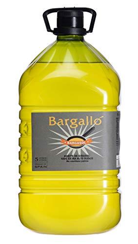 Bottiglia 5l di olio di semi di girasole alto oleico Bargalló | Origine Spagna