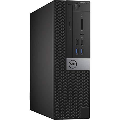PC Computer Dell Optiplex 5040 Intel Core i5-6400 Ram 8GB SSD 120GB DVD-ROM Windows 10 Professional (Ricondizionato)