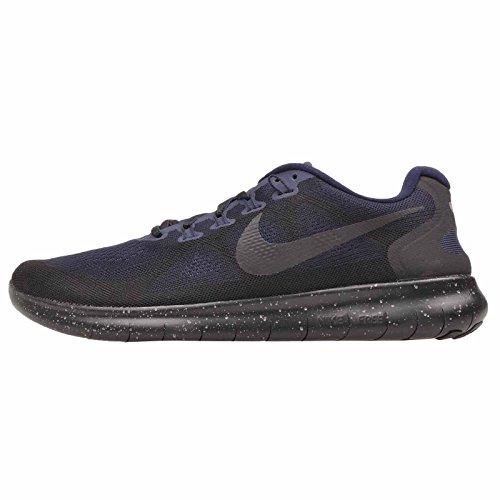 Nike Free RN 2017 Shield AA3760-001 Black / Obsidian Size 12
