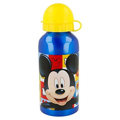 Stor Botella Aluminio 400 ML | Mickey Mouse - Disney - Icons ...