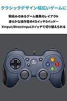 Logicool G ロジクール G ゲームパッド コントローラー F310r PC ゲーム 有線 usb FF14 Windows版推奨 国内正規品