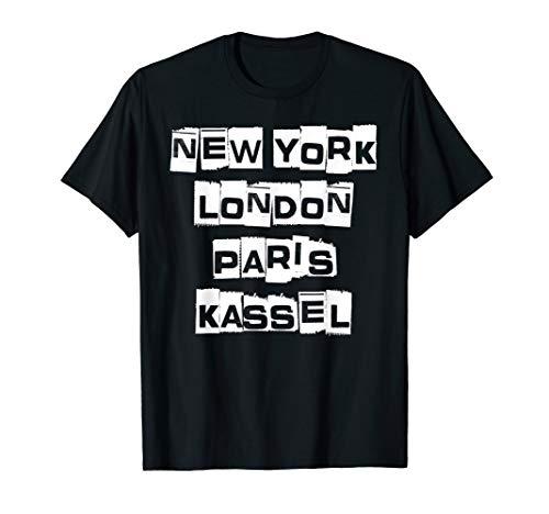 Kassel T-Shirt | Geschenk Geschenkidee Souvenir