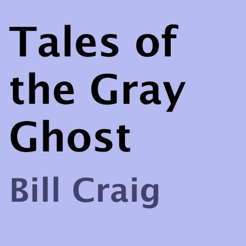 Tales of the Gray Ghost cover art