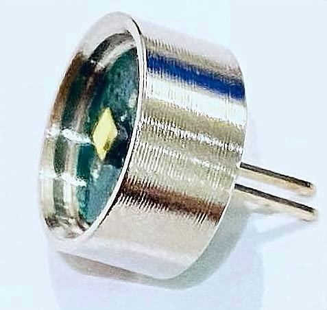 Mini Maglite 2 AAA LED Upgrade Conversion Kit Bulb, 130 Lumen Flashlight, UpLED