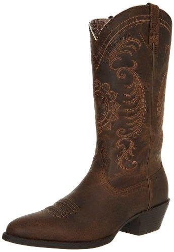 Hot Sale Ariat Women's Magnolia Boot,Distressed Brown,8 M US