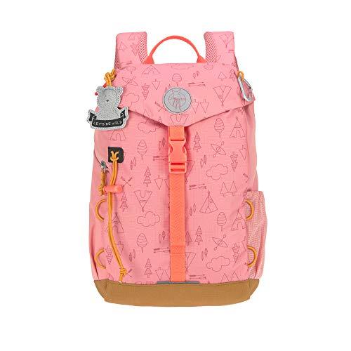 LÄSSIG Mochila infantil / Backpack Adventure Mini Rosa
