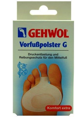 Gehwol 1026904 Vorfußpolster G Polymer-Gel-Kissen, klein