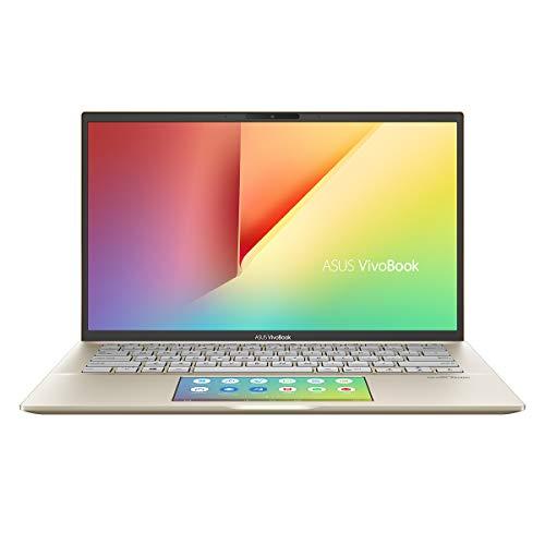 "ASUS VivoBook S14 S432FL-EB074T - Portatil de 14"" FullHD (Intel Core i5-10210U, 8GB RAM, 512GB SSD, GeForce MX250, Windows 10) Metal Verde Musgo - Teclado QWERTY Español"