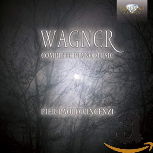 Wagner: Sämtliche Klavierwerke