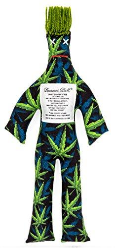 Dammit Doll - Dammit Cannabis - Stress Relief, Gag Gift